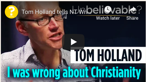Why Does This Historian Say He Got Christianity Wrong?