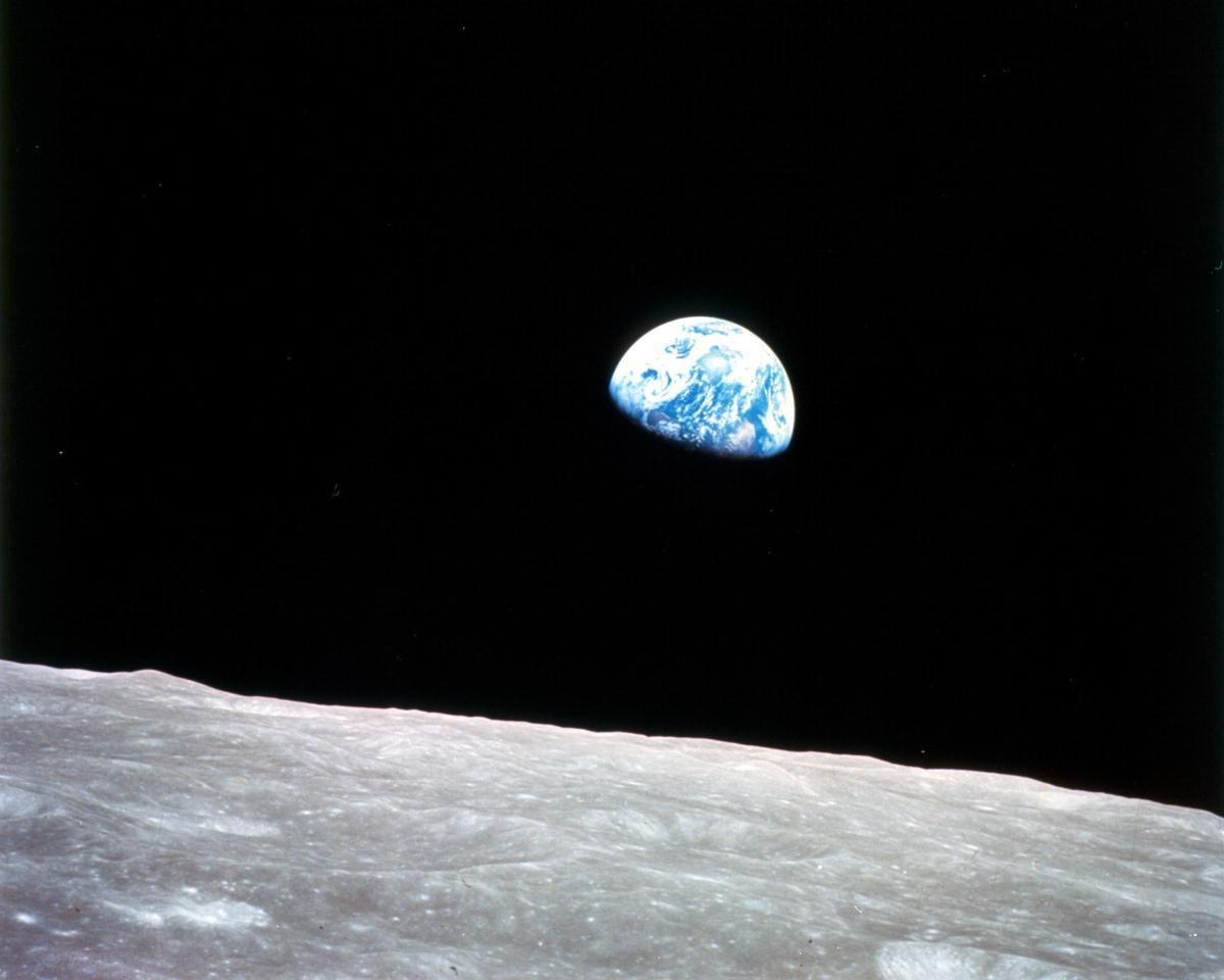 The 'Goldilocks Principle' Shows Earth Was Designed ForHumans