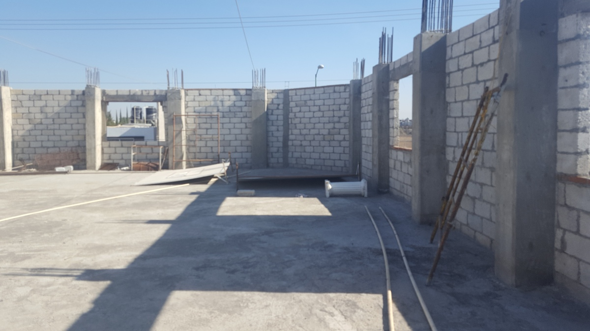 PUEBLA 2019: A Beautifully Paved Courtyard Is Taking Shape AtHananeel