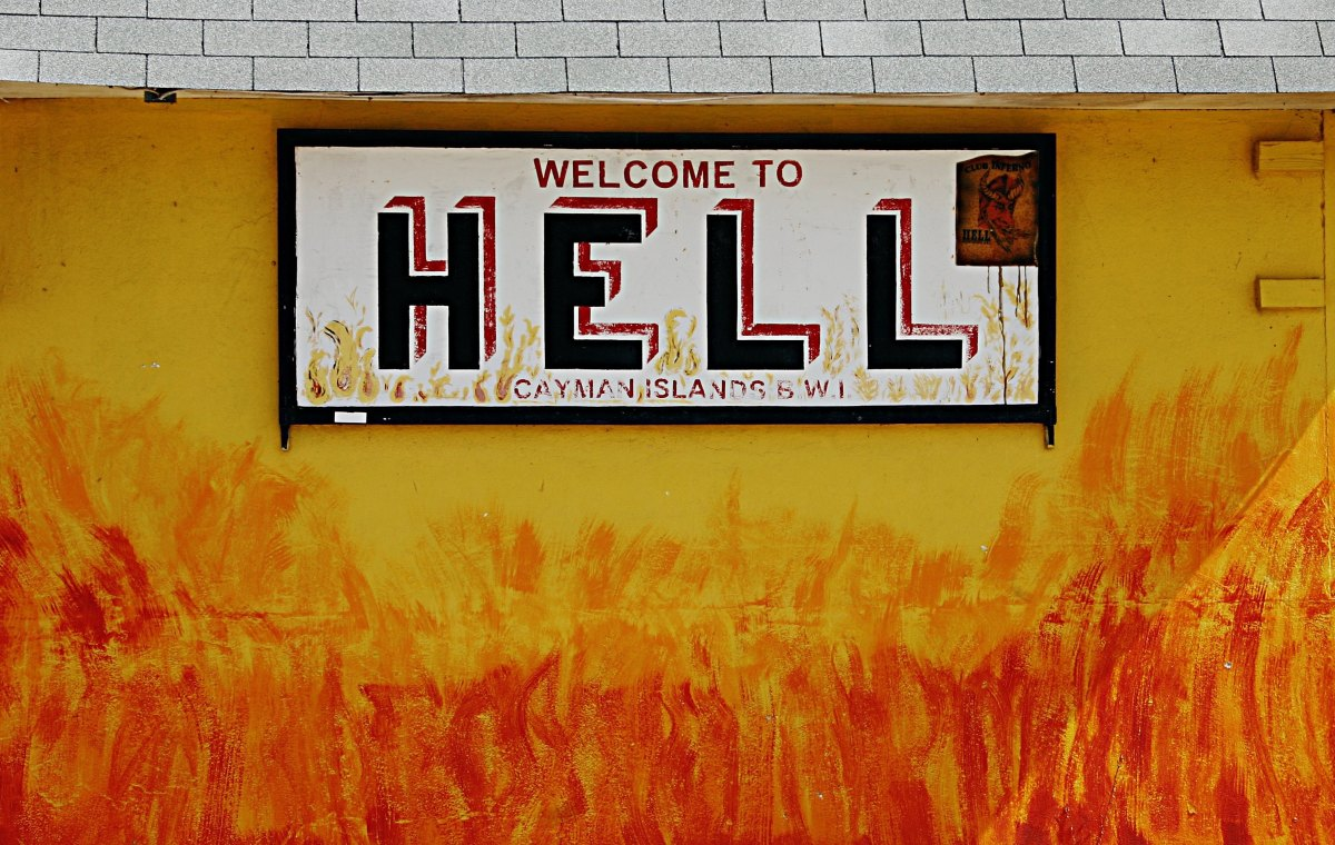 Can People In Hell Get Out? Are They Forced To Go There?