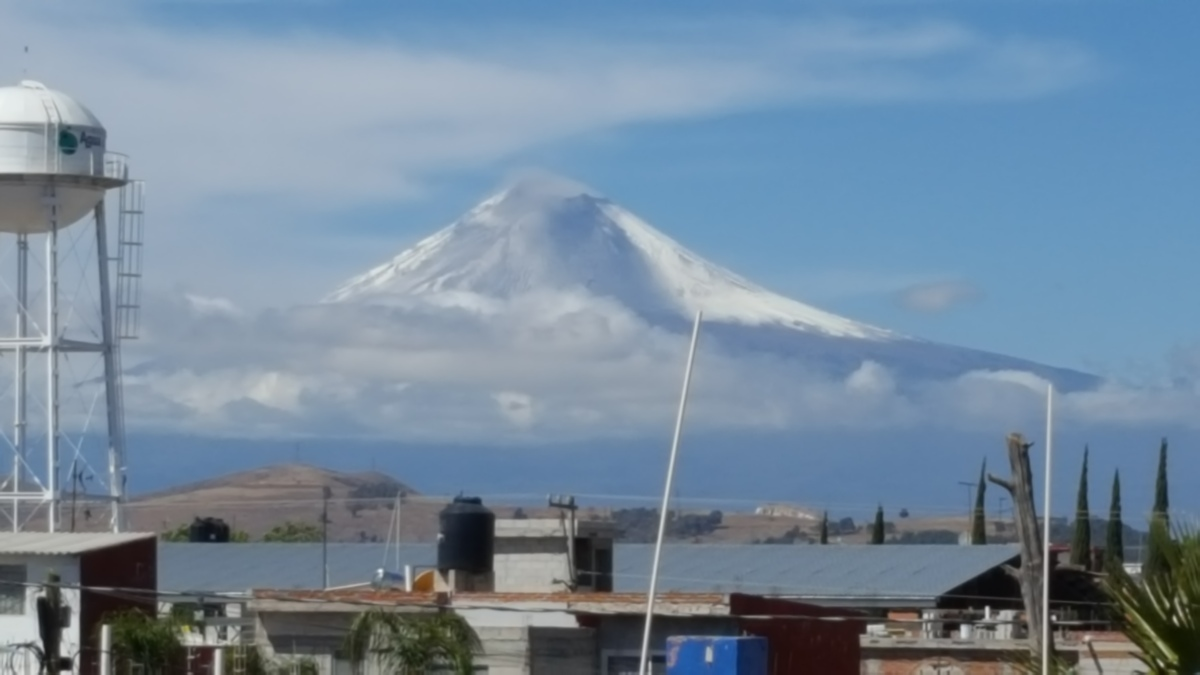 PUEBLA 2020: 'PoPo' The Volcano Is Quiet Today But God The Creator Is Not